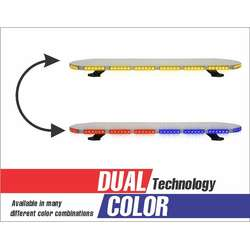"37"" DUAL COLOR ENFORCER LIGHT BAR"